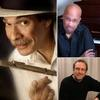 Tribute to Dave Valentin @ Tarrytown Music Hall...Bill O'Connell (bottom right), the longtime pianist for Valentin.