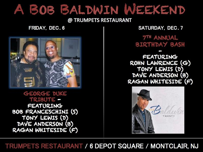 Bob Baldwin Birthday Bash Weekend